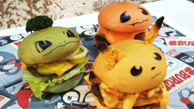 "Ingenio sin fin: un restaurante australiano creó las ""Poke-hamburguesas"""