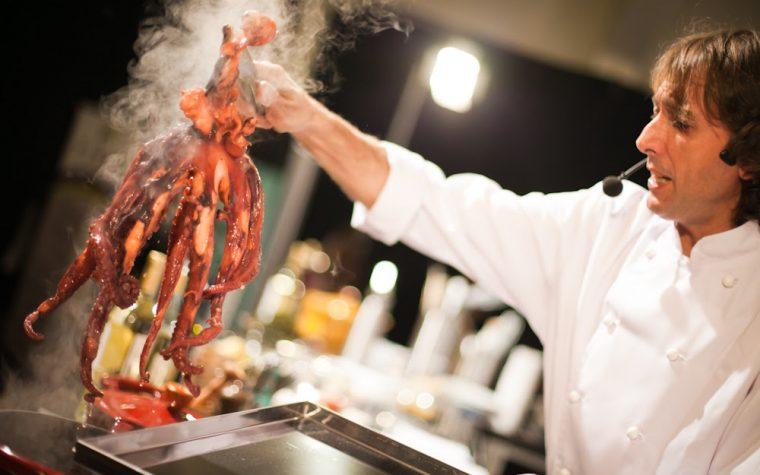 El chef español Borja Blázquez dictará cursos de cocina en su restaurante