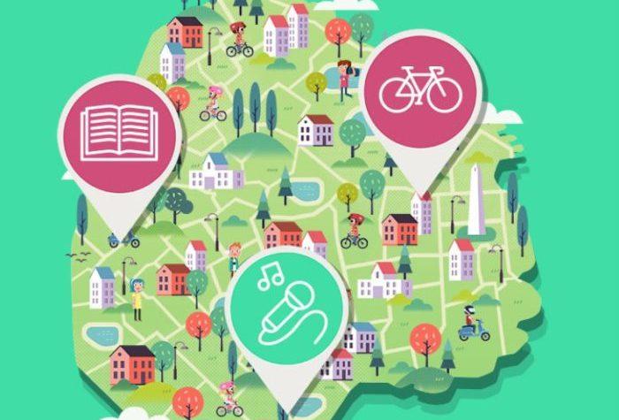 Un mapa colaborativo para identificar los puntos saludables de la Ciudad
