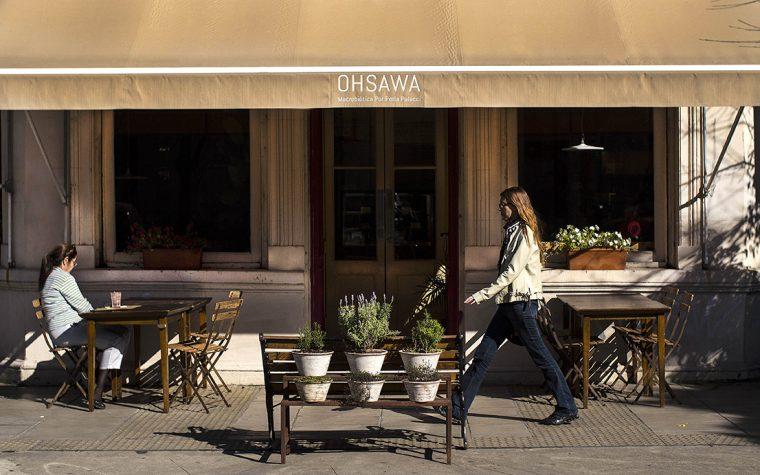 Ohsawa, un refugio macrobiótico en Palermo