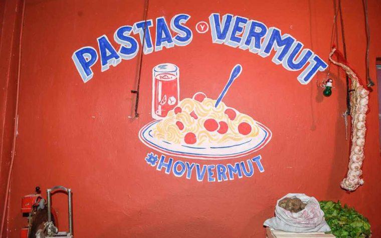 Pastas & Vermut, un documental en homenaje a los fabricantes de pastas