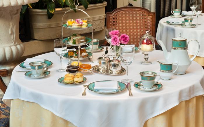 Los 3 mejores lugares de Buenos Aires para tomar el té en esta primavera