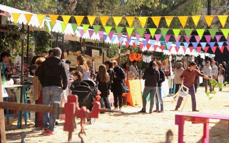 El Mercado La Aldea vuelve a Pilar