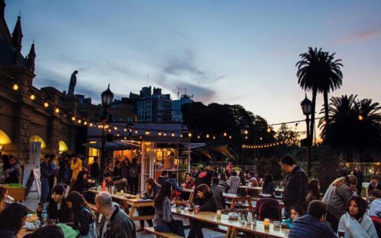 Conocé los 5 patios cerveceros ideales para la primavera