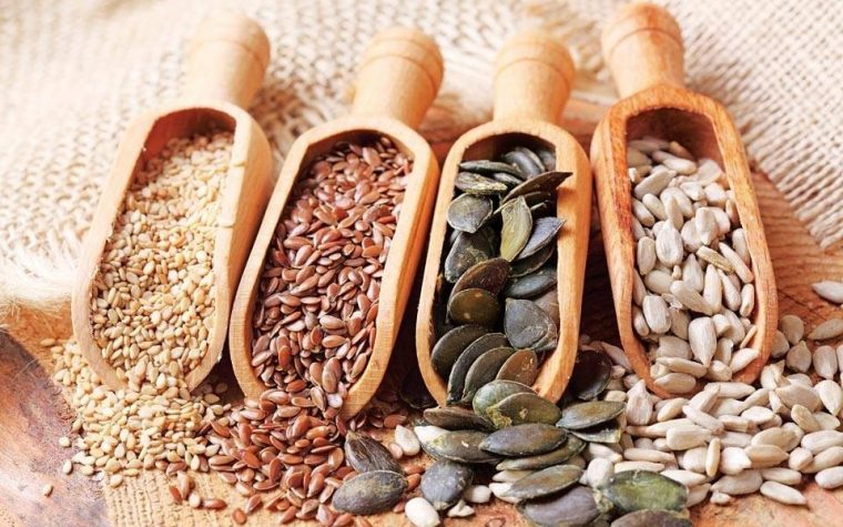 Los beneficios de incorporar semillas a nuestra dieta
