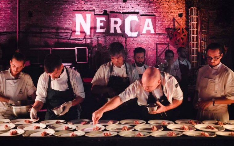 Con el cordero como protagonista, vuelve el banquete Nerca