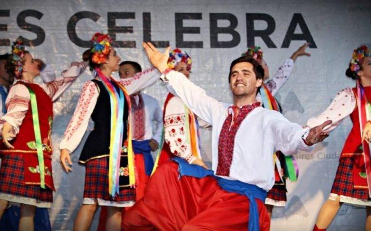 Buenos Aires Celebra y este finde es el turno de Ucrania, Líbano y el Caribe