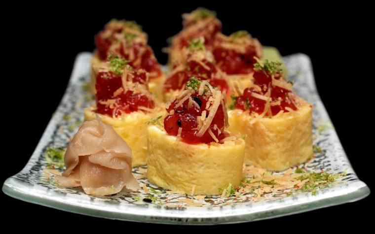 Sushi premium para deleitarse en la previa al Día de la Madre por Kokoro