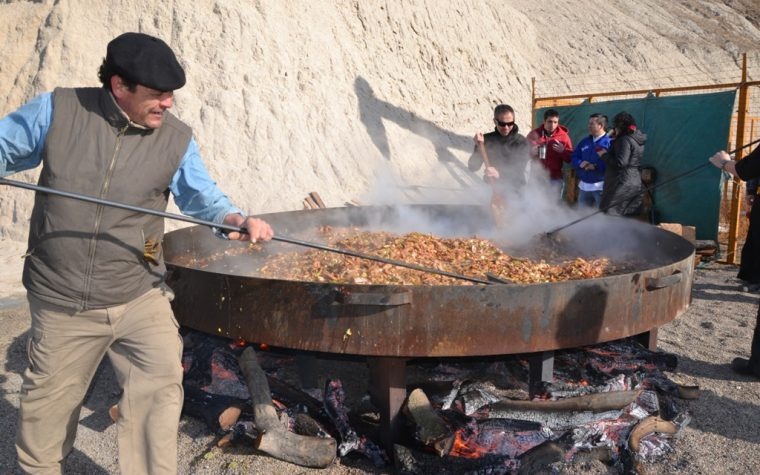 Comenzó el festival gastronómico Comodoro Invita