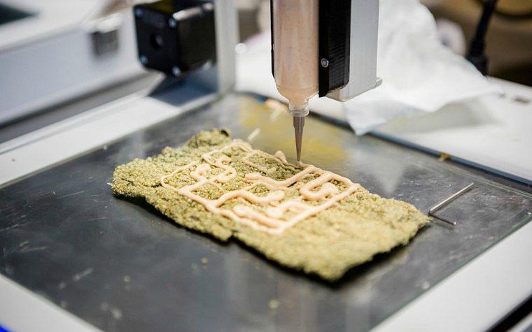 Food Ink, el primer restaurante de comida hecha con una impresora 3D