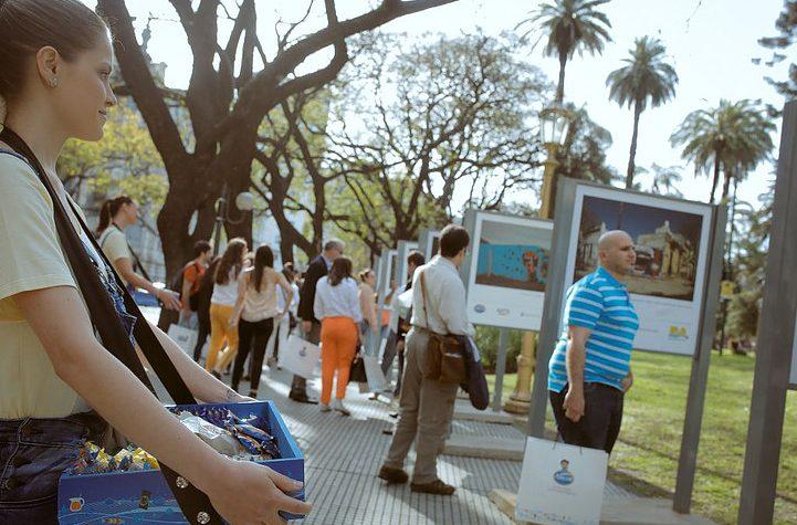 """""""Kioscos Argentinos"""", una muestra fotográfica para disfrutar"""