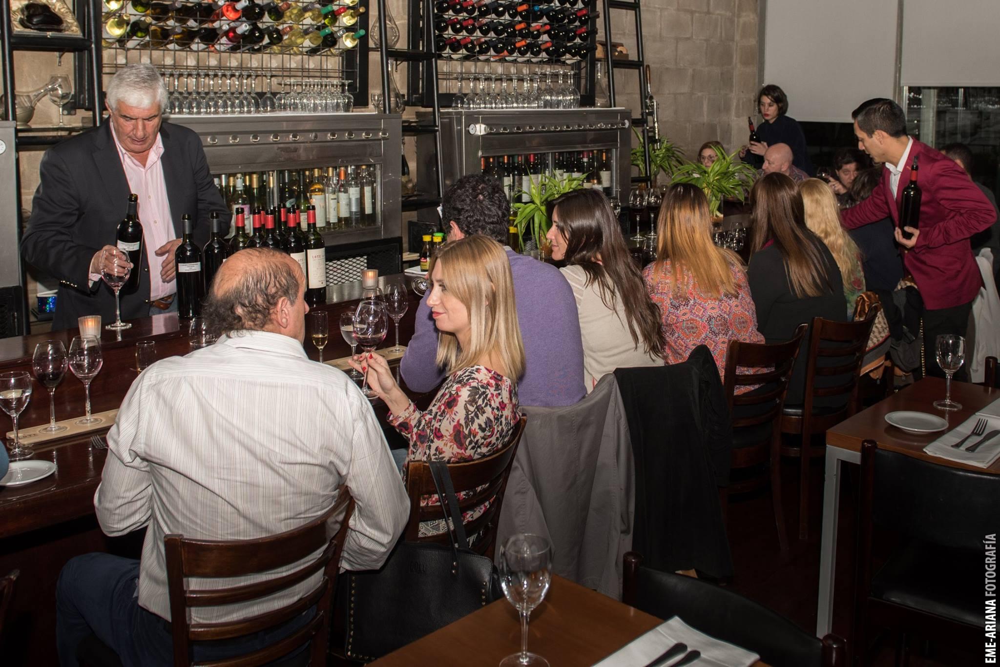 Cata y degustación en el Gran Bar Danzón