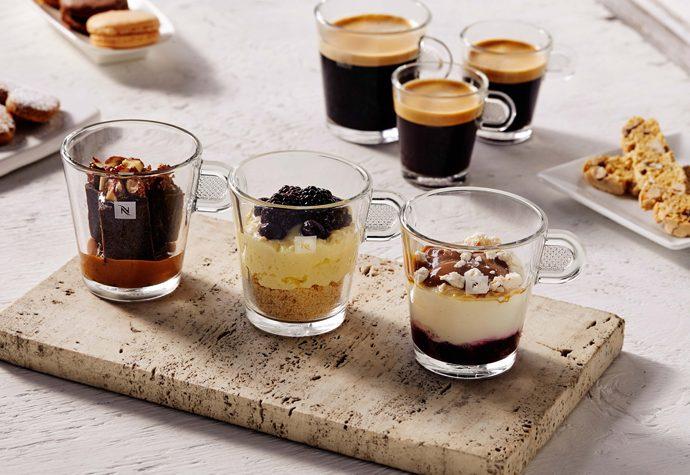 Cuando el mejor café se junta con la más destacada pastelería