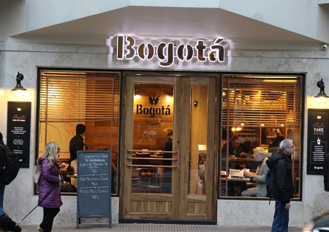 Bogotá Café, una esquina para descubrir en Recoleta