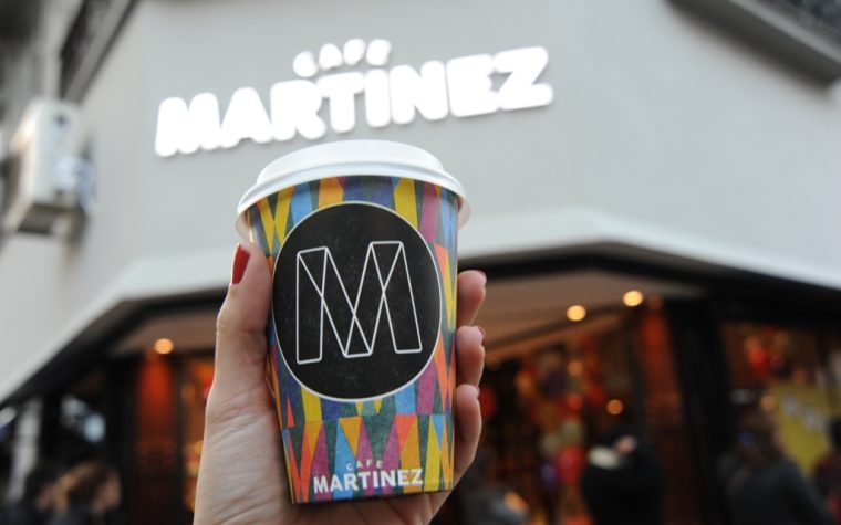 Café Martinez inauguró una sucursal en Barcelona