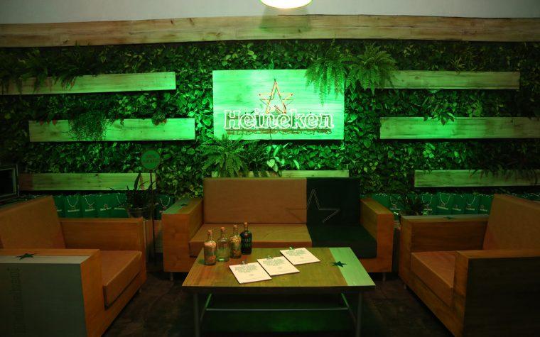 Star Bar by Heineken llegó a Buenos Aires para contar qué hay detrás de la estrella