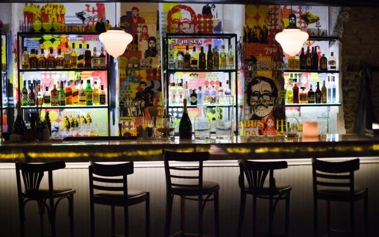 """""""Under"""" Aramburu, un bar de cocktails en el subsuelo del reconocido bistró"""