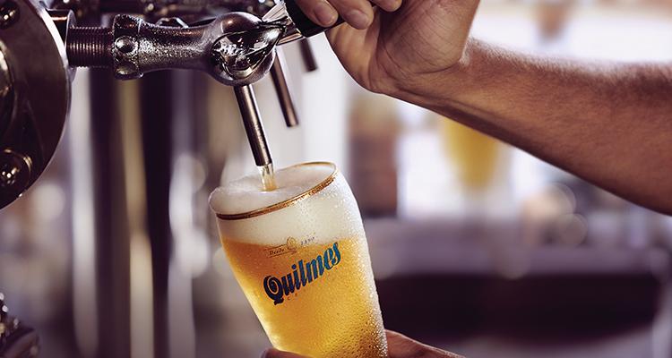 """Quilmes lanzó un circuito en bares y restaurantes para probar """"el mejor Chopp de la Ciudad"""""""