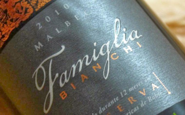 Famiglia Bianchi obtuvo una nueva premiación en la 13° edición de Vino Sub30 Argentina