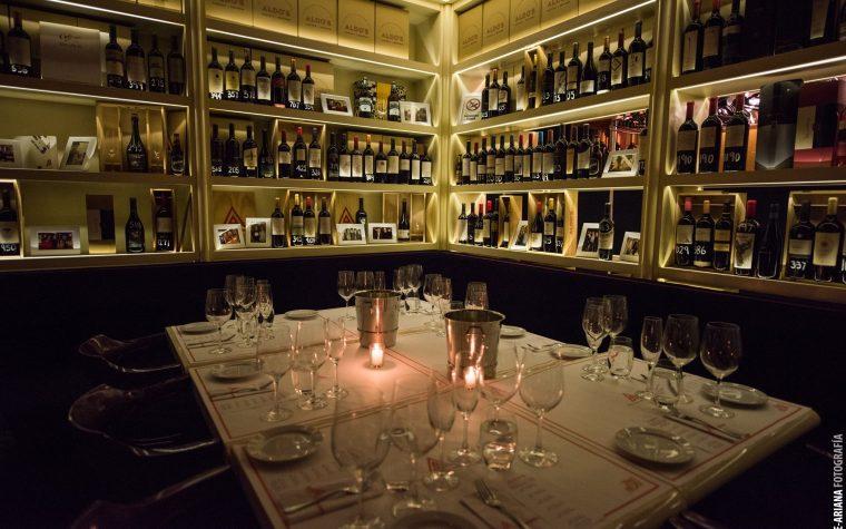 Aldo's festeja el año nuevo con los mejores vinos y una inolvidable cena