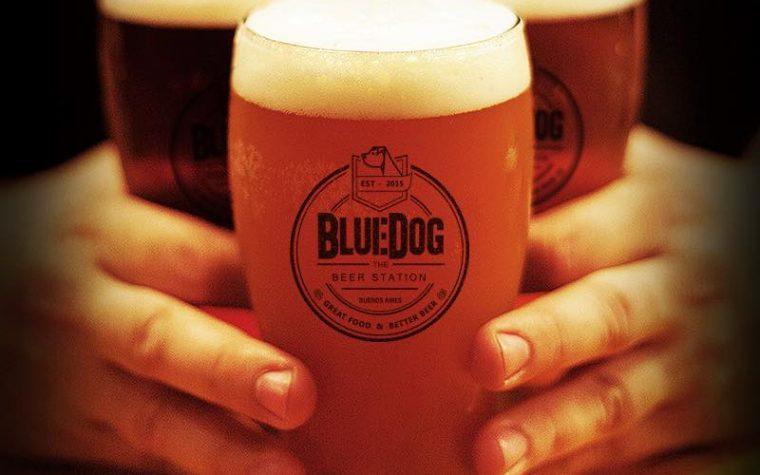 Blue Dog: las mejores cervezas de Palermo