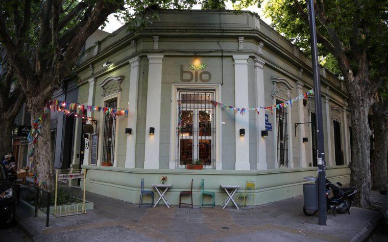 Certificación oficial para el restaurant BIO Solo Orgánico