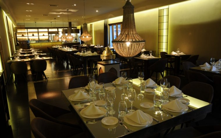 Restaurant Abdala, un lujo sirio libanés