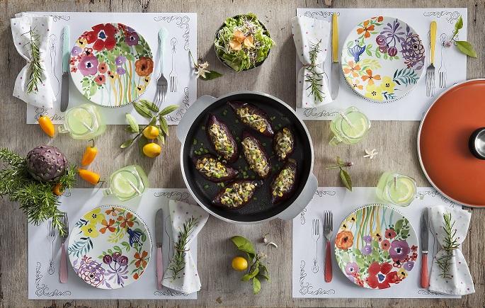 Sugerencias para armar una increible mesa festiva