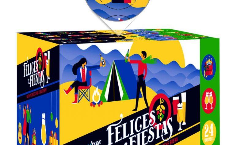 """""""Una caja de Sorpresas"""", un pack cervecero para las Fiestas"""