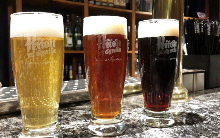La cervecería cordobesa Peñón del Águila inauguró una nueva planta
