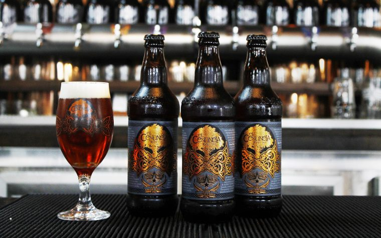 """El """"Proyecto Barricas"""" de Antares trae dos nuevas cervezas añejadas en roble"""