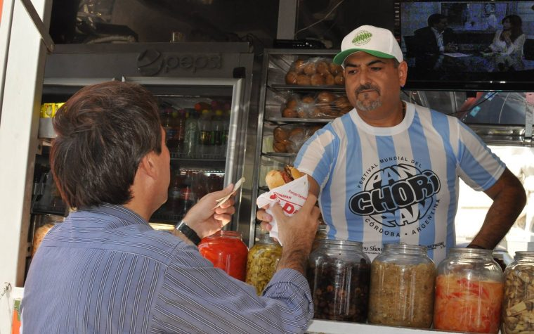 Córdoba se prepara para un nuevo Festival Mundial del Choripán