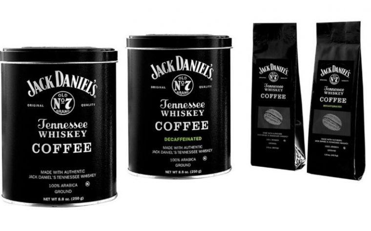 Jack Daniel's lanzó su propia línea de café