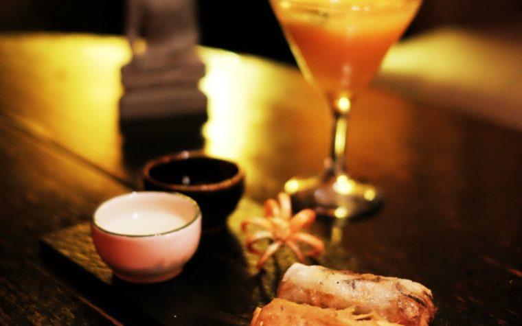 Un amor oriental: cocina y ambiente para San Valentín en Green Bamboo