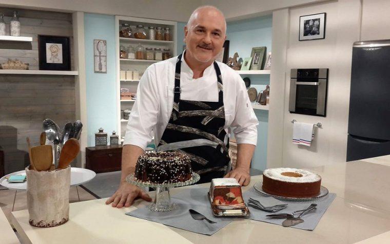 """La Torta Perfecta"" según Osvaldo Gross"