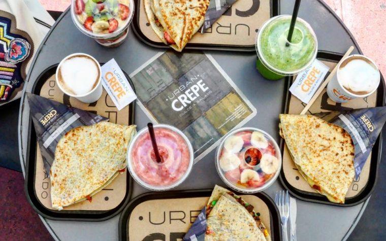 Urban Crepe renueva su oferta en delicias dulces, saladas y saludables