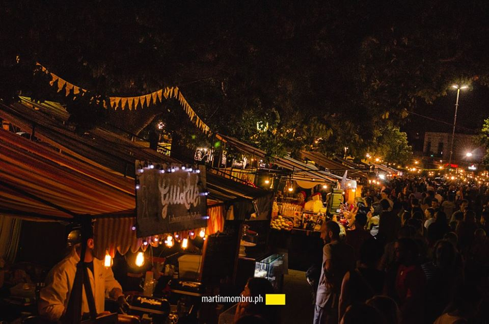 Buenos Aires Market at night llega a Caballito
