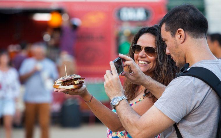 Se viene el primer Food Fest BA del año