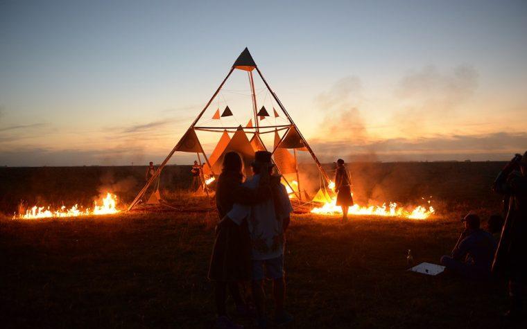 Llega Fuego Austral, el Burning Man de Argentina