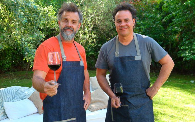 Los hermanos Petersen vuelven a cocinar por El Gourmet