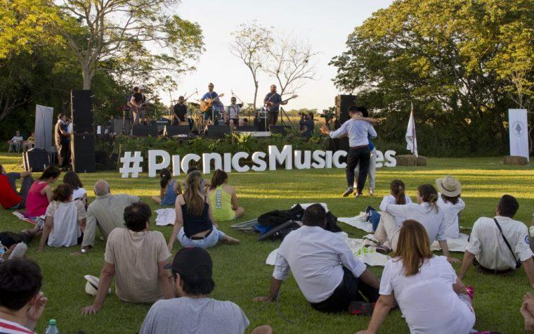 Se vienen los Picnics Musicales en Parques Nacionales
