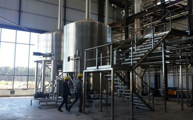 Cervecería Antares inauguró una nueva fábrica en Mar del Plata
