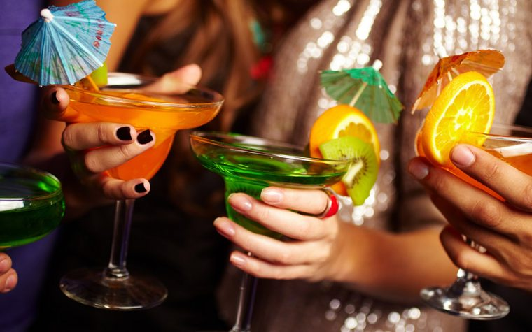 Dos cocktails para preparar a toda hora