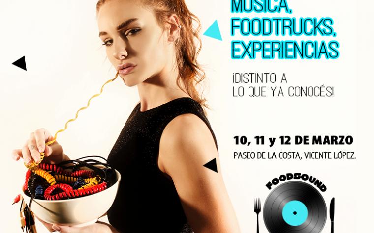 Food Sound, un festival que une la mejor música y gastronomía