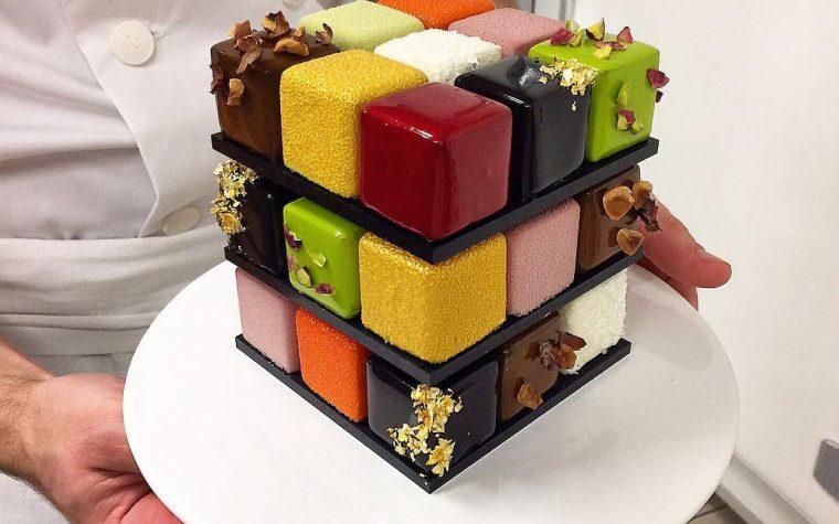 Cédric Grolet, un artista de la pastelería