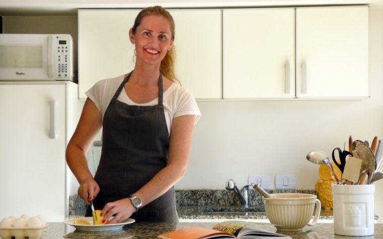 Clases de cocina belga con Vinciane Smeets