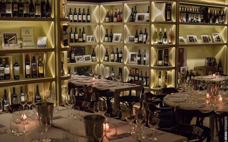 Cada paso con su vino, una deliciosa experiencia en Aldo's