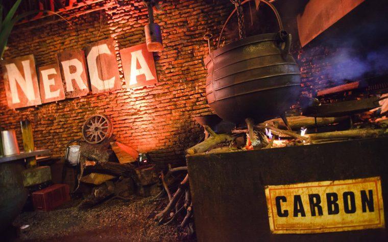 Dante Liporace cocinará en el primer Banquete Nerca del año