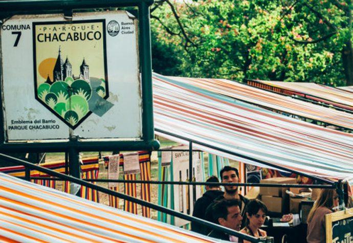 Vuelve Buenos Aires Market al Parque Chacabuco