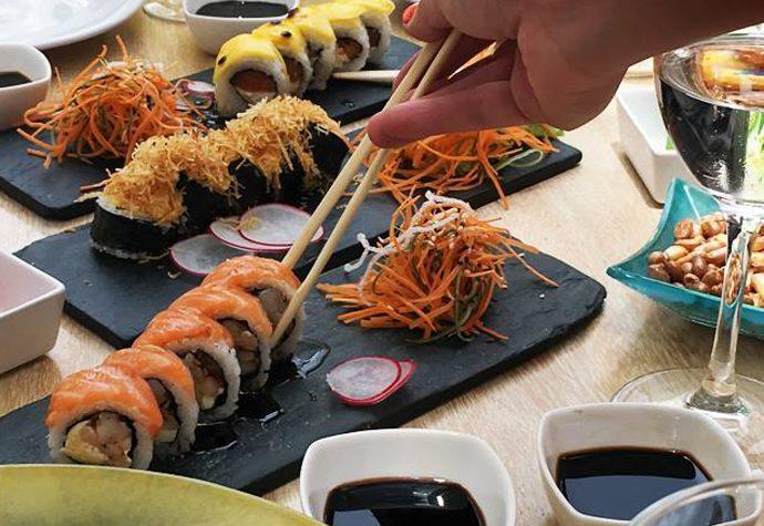 Comenzó la 2ª edición de Buenos Aires Sushi Week